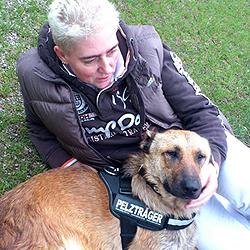Hund Amelies Lebenshof